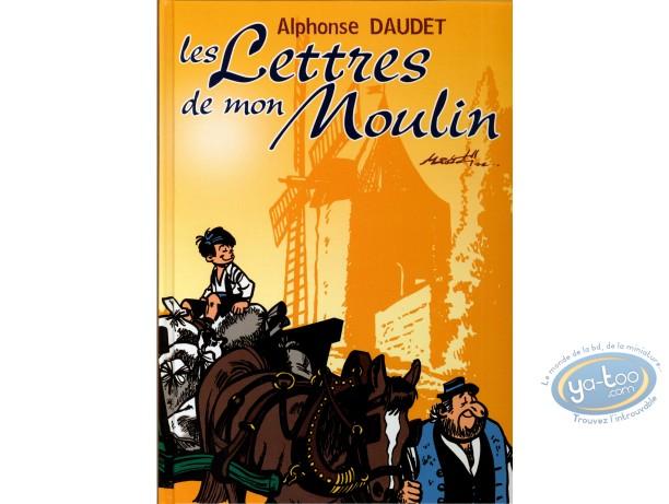 BD neuve, Lettres de mon Moulin (Les) : Intégrale Les lettres de mon Moulin