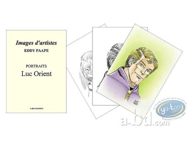 Portfolio, Luc Orient : Portrait Orient