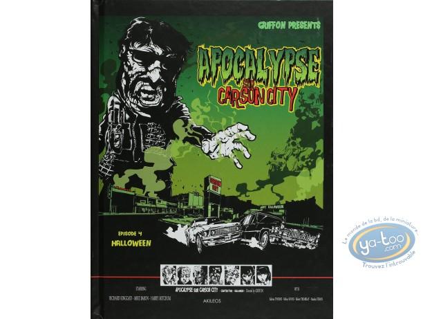 BD prix réduit, Apocalypse sur Carson City : Halloween