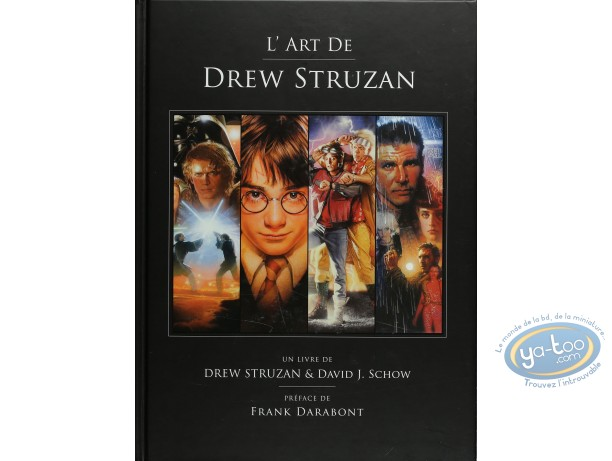 Livre, Art de Drew Stuzan (L') : L'art de Drew Struzan