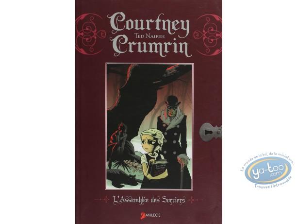 BD prix réduit, Courtney Crumrin : L'assemblée des Sorciers