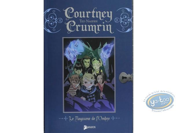 BD prix réduit, Courtney Crumrin : Le Royaume de l'Ombre