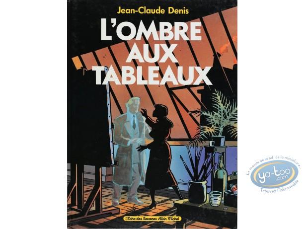 BD cotée, Ombre aux Tableaux (L') : L'Ombre aux Tableaux
