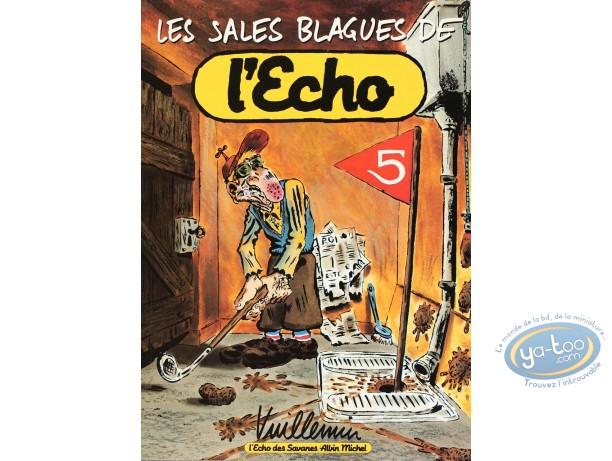 BD cotée, Sales Blagues de l'Echo (Les) : Vuillemin, Les Sales Blagues de l'Echo