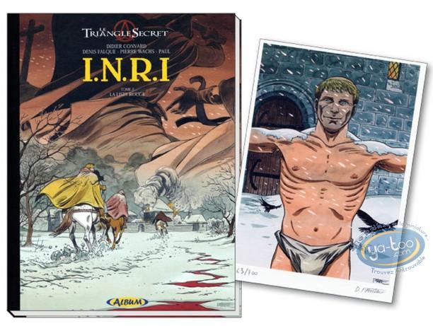 Edition spéciale, Triangle Secret (Le) : INRI
