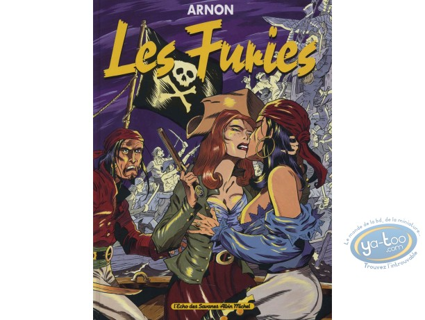 BD occasion, Les Furies