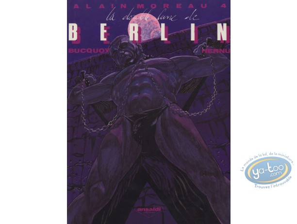 BD adultes, La double lune de Berlin