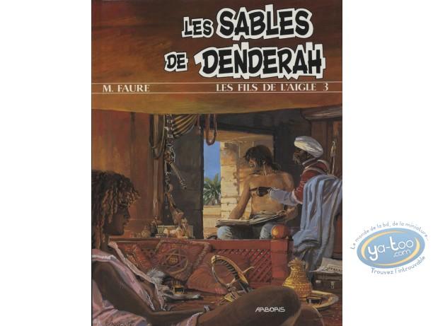 BD occasion, Fils de l'Aigle (Les) : Les Sables de Denderah