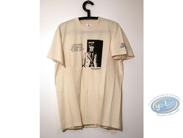 Vêtement, Corto Maltese : T-shirt, Manches courtes Corto Les femmes Taille M