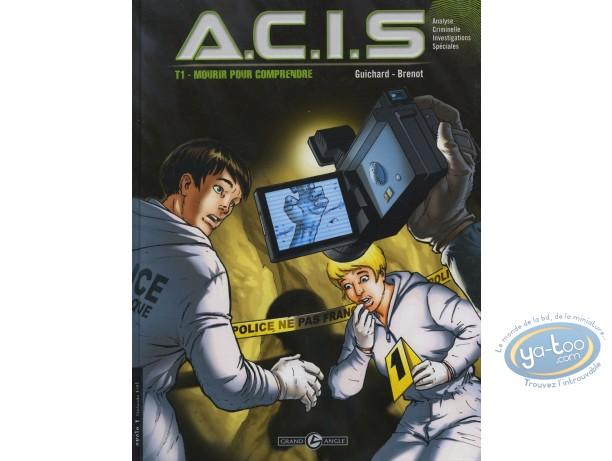 BD occasion, A.C.I.S : Mourir pour comprendre