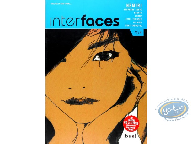 BD occasion, Interfaces : Interface
