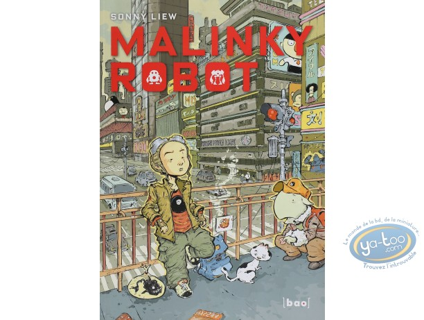 BD occasion, Malinky Robot : Malinky Robot
