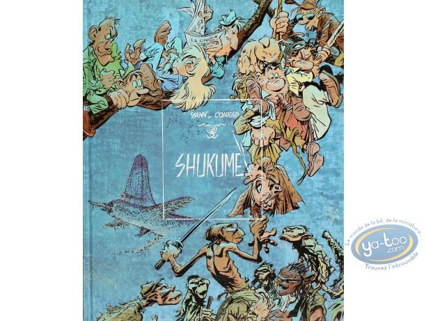 BD cotée, Innommables (Les) : Les Innommables, Shukumei
