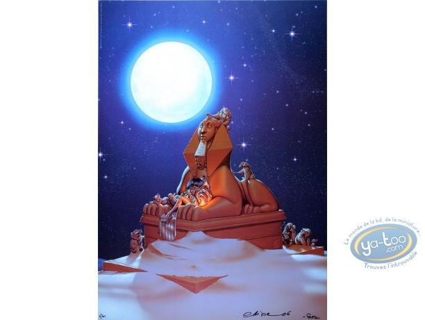 Affiche Offset, Ishanti : Sphinx