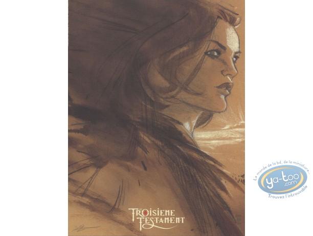 Affiche Offset, 3ème Testament (Le) : Elizabeth
