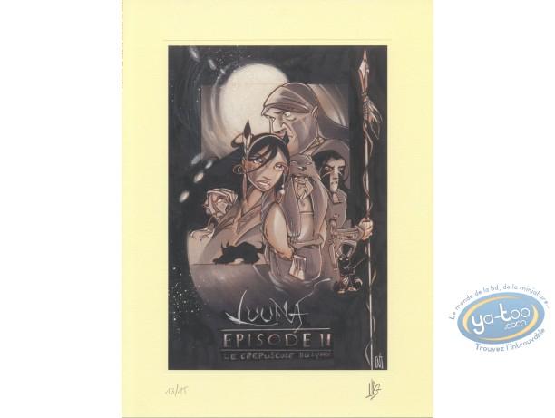 Affiche Offset, Luuna : Episode II