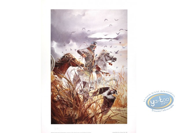 Affiche Offset, Ramiro : Cavaliers