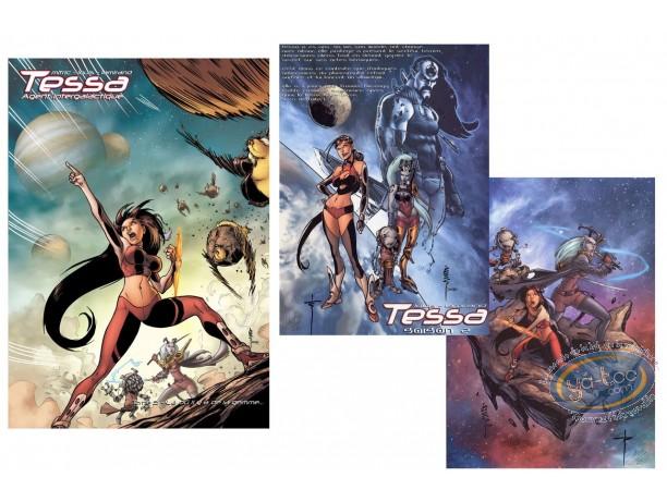 Edition spéciale, Tessa : Tessa, là où il y a de la gemme...