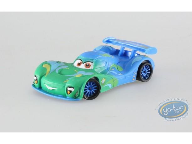 Figurine plastique, Cars : Carla Veloso