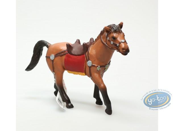 Figurine plastique, Cheval romain