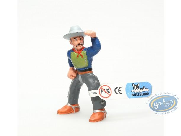 Figurine plastique, Wild West : Cowboy
