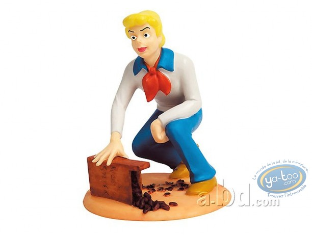 Statuette résine, Scooby-Doo : Fred