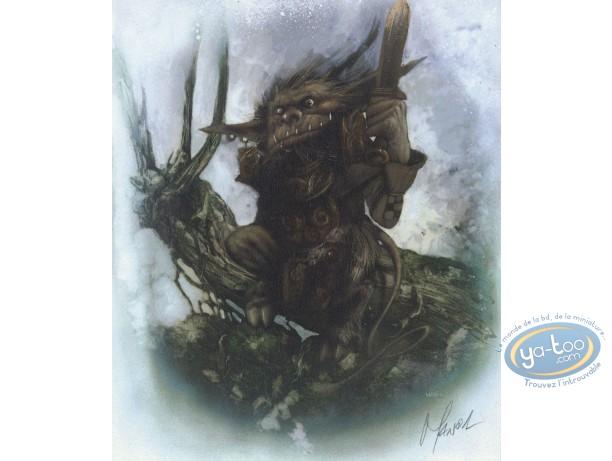Ex-libris Offset, Graine de Folie (La) : Gnome