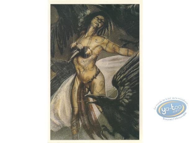 Carte postale, Graine de Folie (La) : La Morrydwen