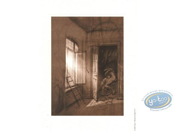 Affiche Offset, Sambre : Amoureux de l'ombre