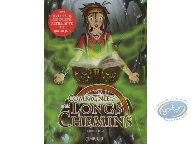BD occasion, Compagnie des Longs Chemins (La) : Chavot, La Compagnie des Longs Chemins