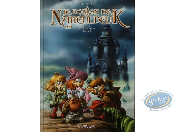 BD occasion, Donjon de Naheulbeuk (Le) : Le Donjon de Naheulbeuk, Troisième saison, Partie 1