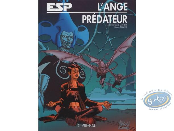 BD occasion, ESP : L'ange prédateur