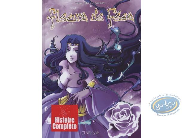 BD occasion, Fleurs de Fées : Fleurs de fées