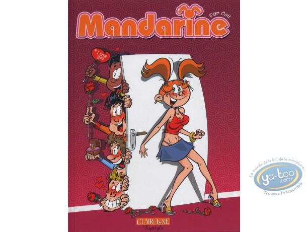 BD occasion, Mandarine : Mandarine