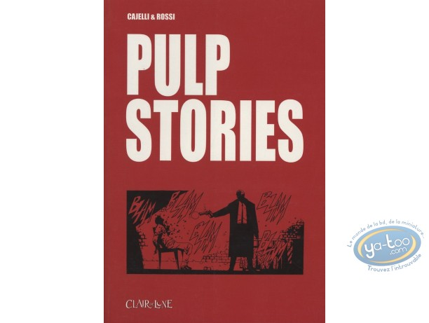 BD occasion, Pulp Stories : Rossi, Pulp Stories