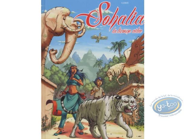BD occasion, Sohalia : La licorne ailée