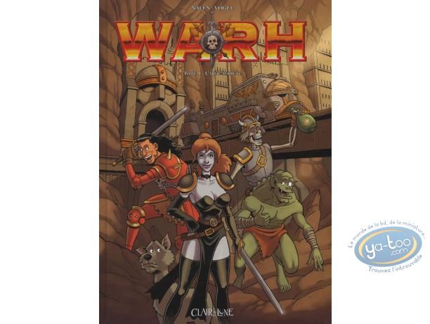 BD occasion, Warh : L'arme secrète