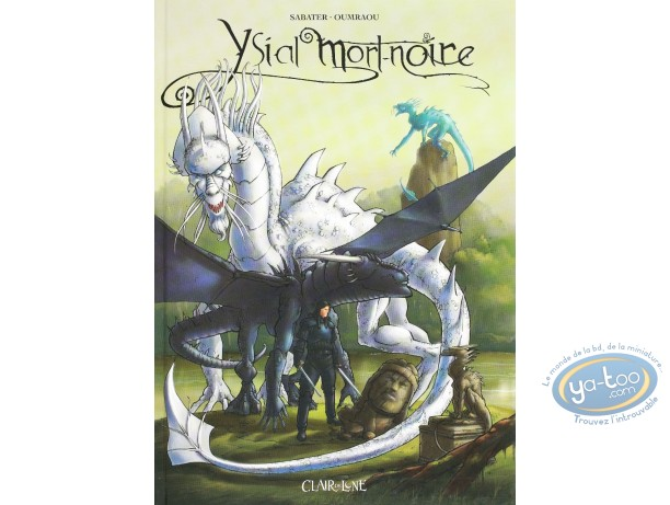 BD occasion, Ysial Mort-Noire : Ysial Mort-Noire