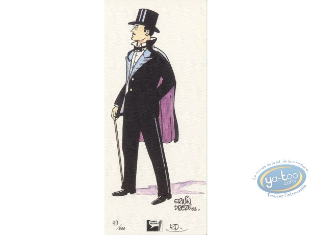 Ex-libris Offset, Arsène Lupin : Arsène Lupin