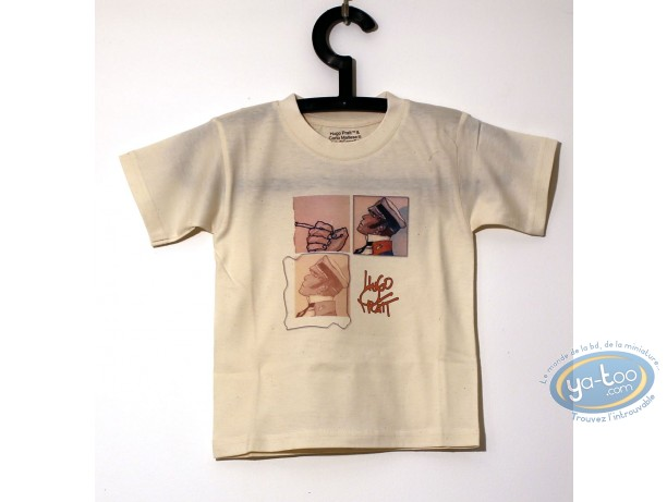 Vêtement, Corto Maltese : T-shirt, Kid 02/01 - 5/6 ans