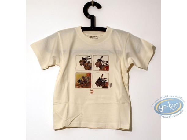 Vêtement, Corto Maltese : T-shirt, Kid 06/03 - 12/13 ans
