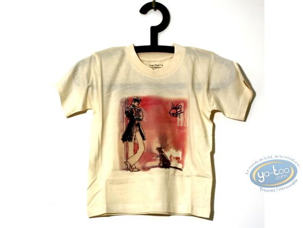 Vêtement, Corto Maltese : T-shirt, Kid 08/01 - 5/6 ans