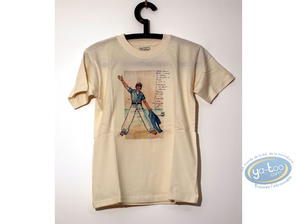Vêtement, Corto Maltese : T-shirt, Kid 08/02 - 12/13 ans