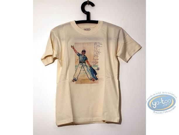 Vêtement, Corto Maltese : T-shirt, Kid 08/02 - 9/11 ans