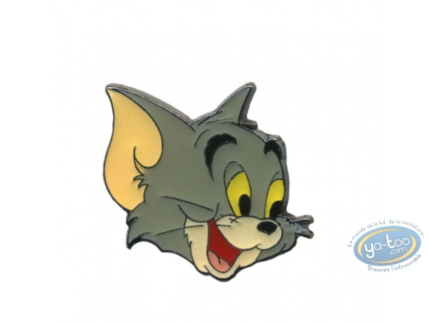 Pin's, Tom et Jerry : Tête de Tom