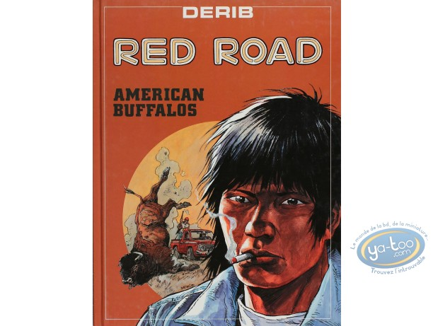 BD occasion, Red Road : American Buffalos