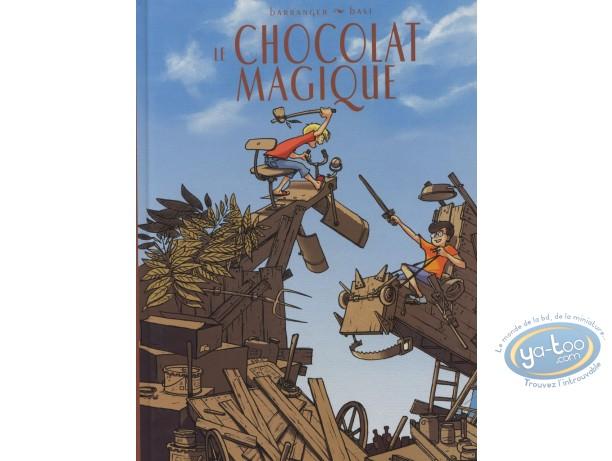 BD occasion, Chocolat Magique (Le) : Bast, Le chocolat Magique