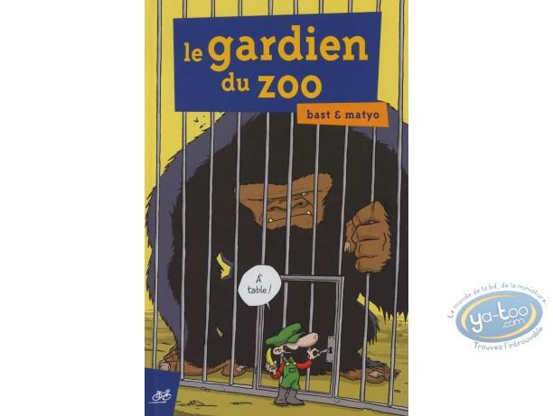 BD occasion, Gardien du Zoo (Le) : Le gardien du zoo