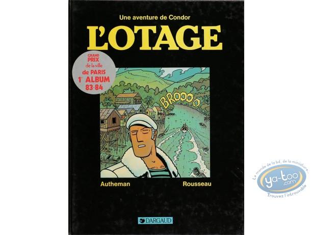 BD cotée, Condor : L'Otage