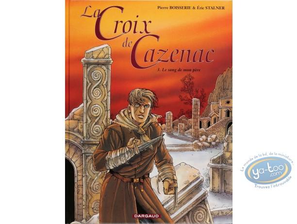 BD cotée, Croix de Cazenac (La) : La croix de Cazenac, Le Sang de Mon Père